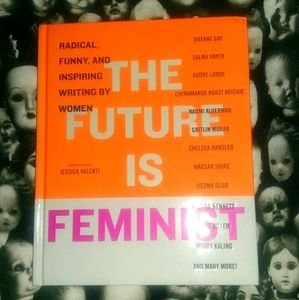 3/$50- New Book- The Future is Feminist